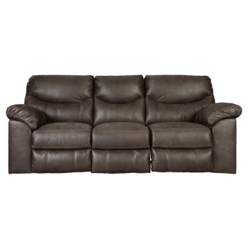 Boxberg - Teak - Reclining Power Sofa