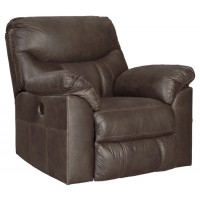 Boxberg - Teak - Power Rocker Recliner
