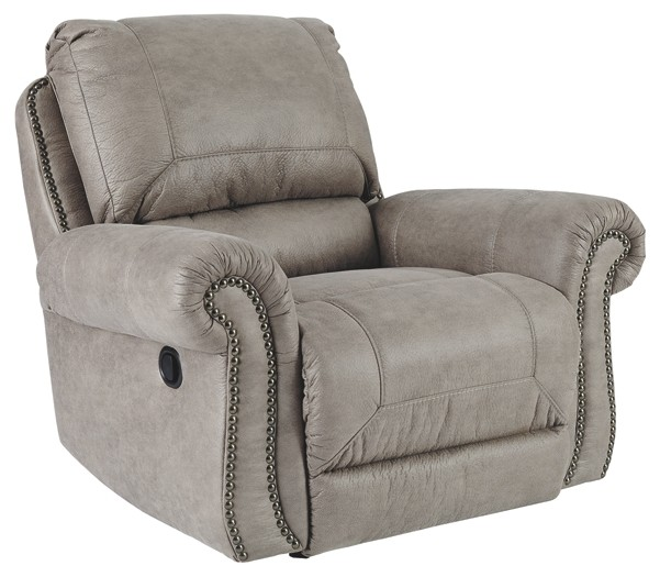 Peachy Olsberg Steel Rocker Recliner Lamtechconsult Wood Chair Design Ideas Lamtechconsultcom