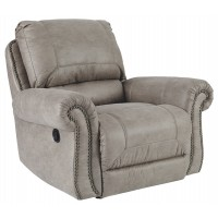 Olsberg - Steel - Rocker Recliner