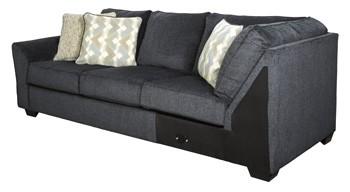 Eltmann Left-Arm Facing Sofa with Corner Wedge