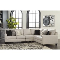 Hallenberg Right-Arm Facing Sofa with Corner Wedge