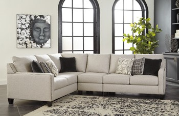 Hallenberg Right Arm Facing Loveseat 4150156 Sectional Pieces