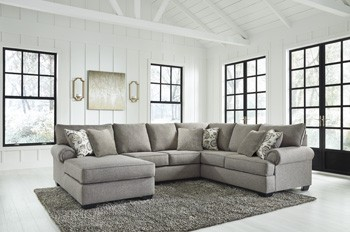 Renchen Right-Arm Facing Sofa with Corner Wedge