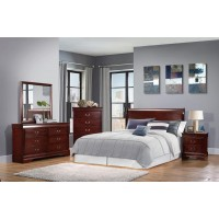 LOUIS PHILLIPE COLLECTION - Wood Headboard