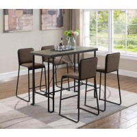 Bar Stool (Pack of 4)