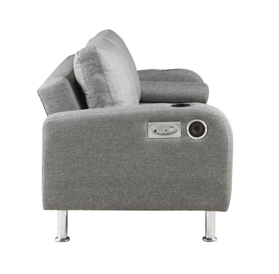 Astounding Sofa Bed W Bluetooth Speakers Gamerscity Chair Design For Home Gamerscityorg