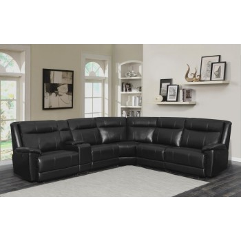 CULLIN MOTION COLLECTION - 6pcs Power Sectional