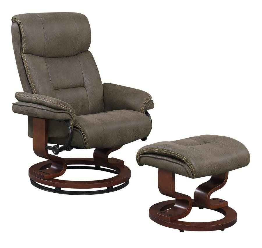 Chair With Ottoman 600435 Chair W Ottoman Price Busters Furniture
