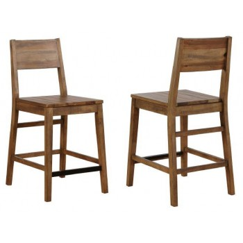 Counter Ht Chair Pack Of 2 108179 Bar Stools