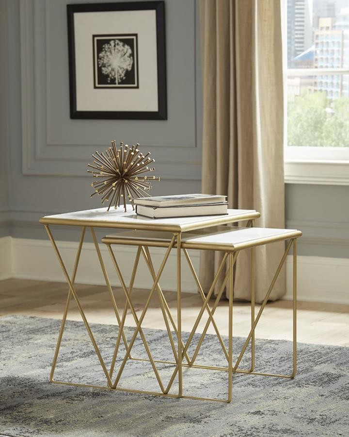 Nesting table 930075 nesting tables price busters furniture nesting table watchthetrailerfo