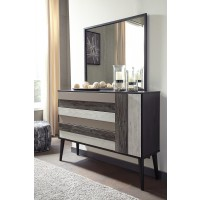 Micco - Dresser & Mirror