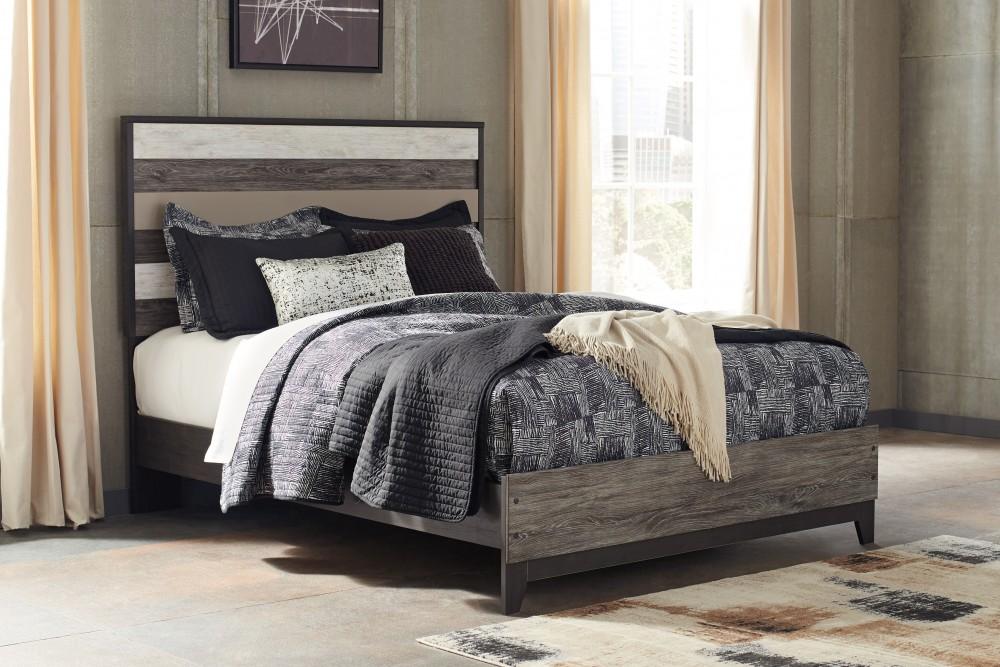 Micco Queen Panel Bed