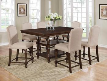 Langley Counter Heig 2766tau5p Dining Room Groups