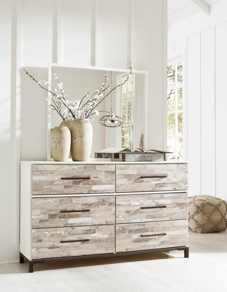 Evanni Dresser & Mirror