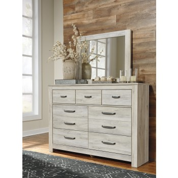 Bellaby Dresser & Mirror