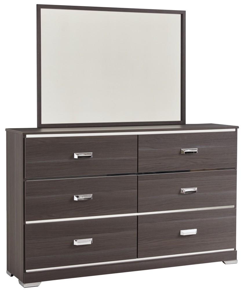 Annikus Dresser & Mirror