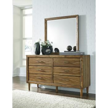 Broshtan Dresser & Mirror