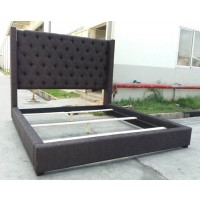 Norrister - Multi - Cal King UPH Footboard/Rails