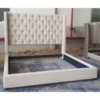 Norrister - Multi - Queen Upholstered Headboard
