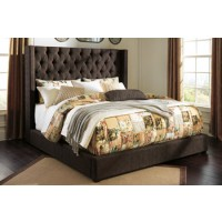 Norrister - Multi - Queen UPH Footboard with Rails