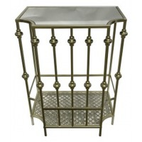 Jorenton - Champagne - Accent Table