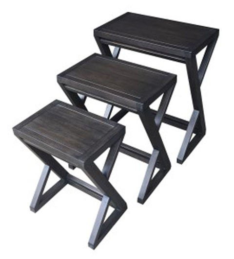 Cairnburg - Gray - Accent Table (Set of 3) | A4000183 | Accent ...