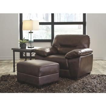 Mellen - Walnut - Chair