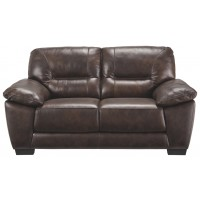 Mellen - Walnut - Loveseat