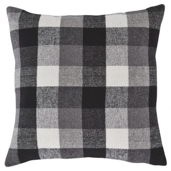 Carrigan - Charcoal/White - Pillow