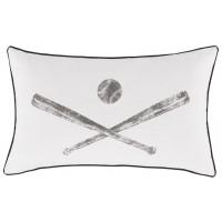 Waman - Charcoal - Pillow