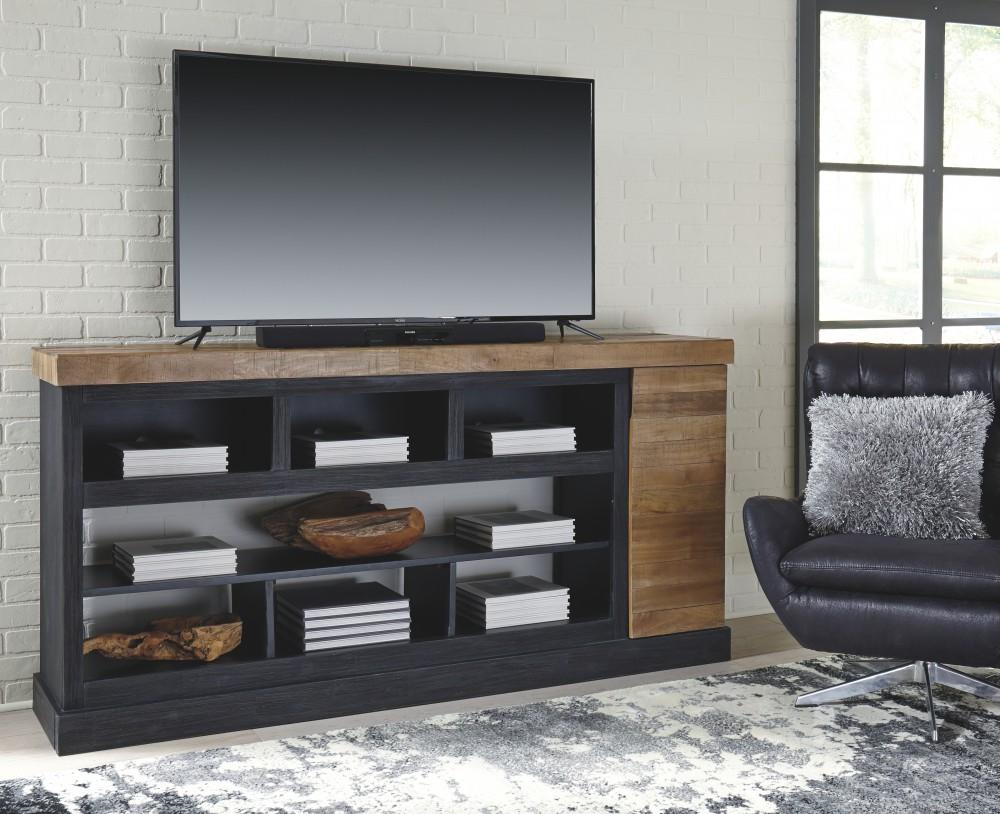 Tonnari 74 Tv Stand W715 68 Tv Stand Furniture One Ohio