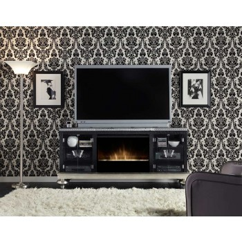 Hollywood Swank Collection (Media Console and Firebox)