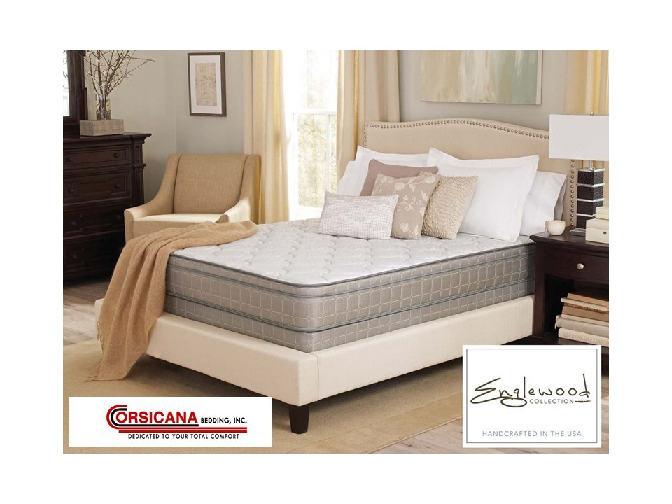 King Ewing Eurotop Mattress