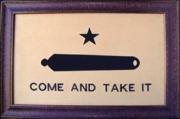 Come and Take it 27 X 30