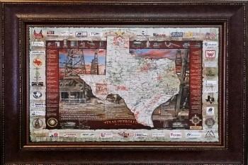 Texas Petroleum 24 X 36