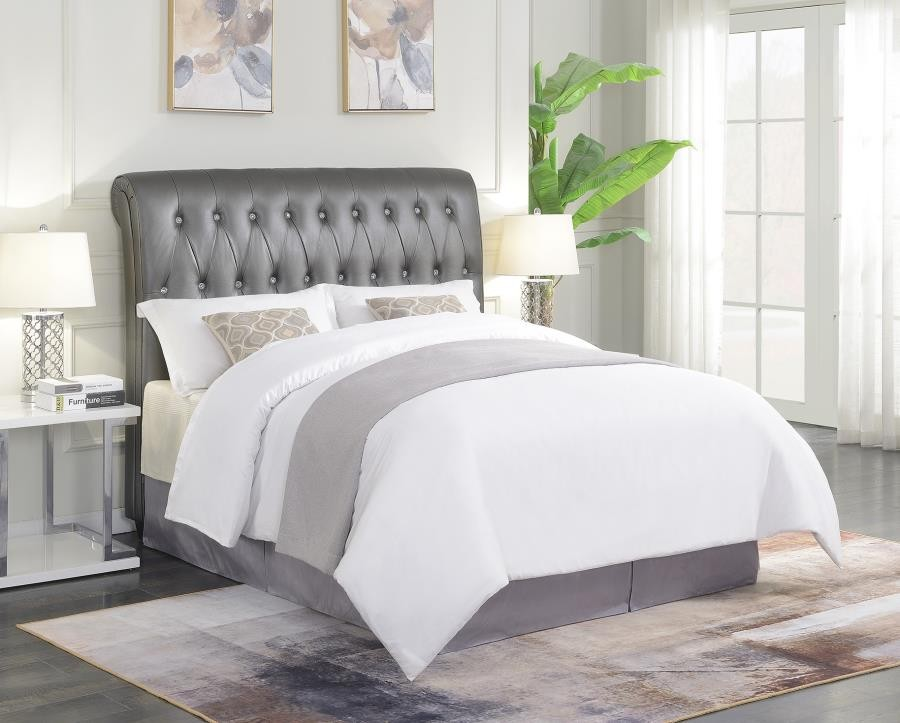 Cal King Bed 300694kw Complete Bed Sets Price Busters Furniture