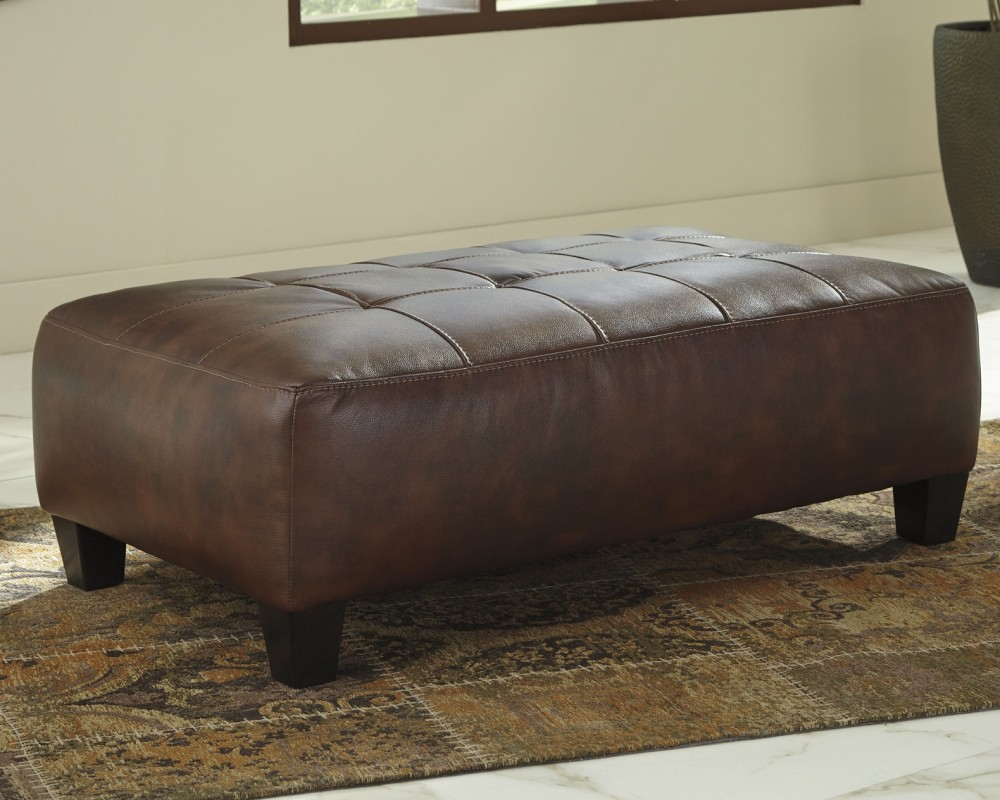 Goldstone - Autumn - Oversized Accent Ottoman