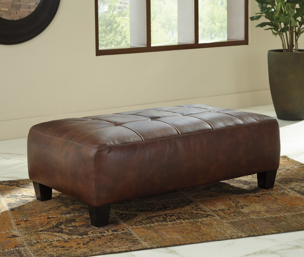 Great Goldstone   Autumn   Oversized Accent Ottoman