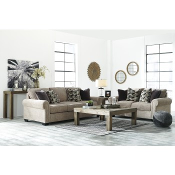 Fehmarn - Toffee - Sofa & Loveseat