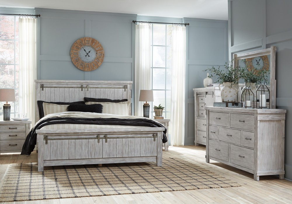 Brashland 6 Piece Bedroom Set