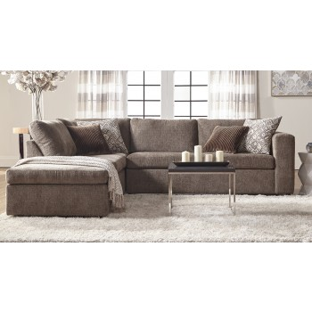 Angora Tabby Sectional