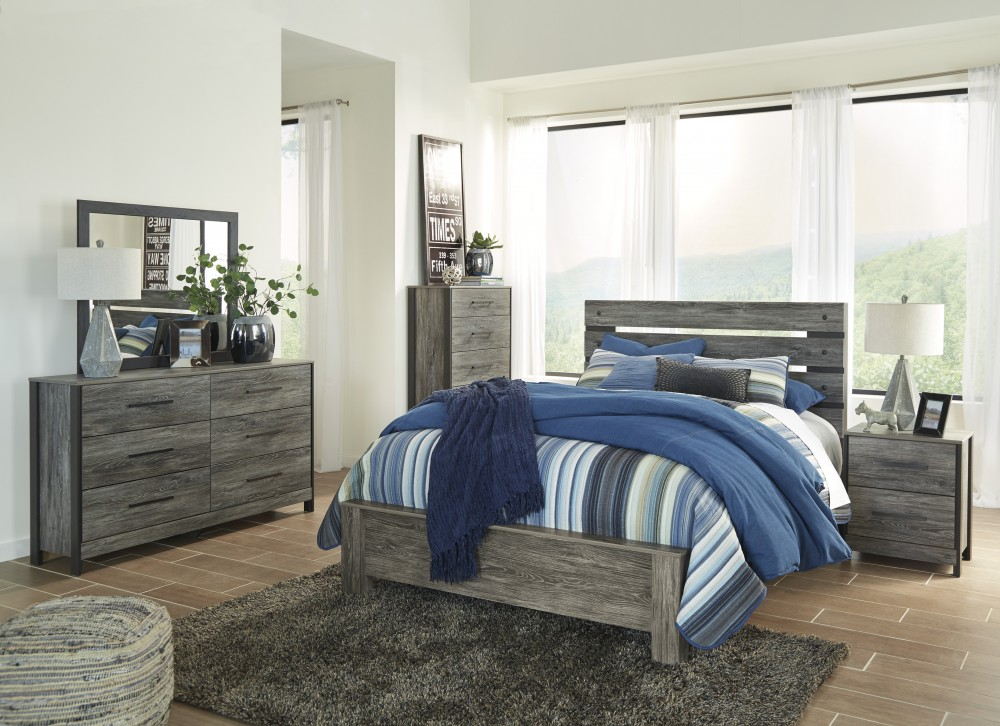 Cazenfeld 6 Piece Bedroom Set
