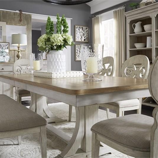 Texas Farmhouse Dining | Dining Room | Plantation Furniture