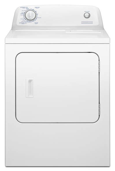 Conservator VED6505GW 6.5 Cu. Ft Electric Dryer