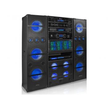 Technical Pro 3500 Watt Audio Entertainment Rack System