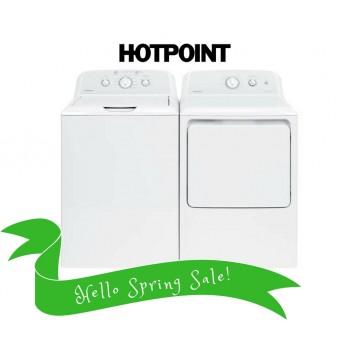 Hot Point Washer/Dryer Pair