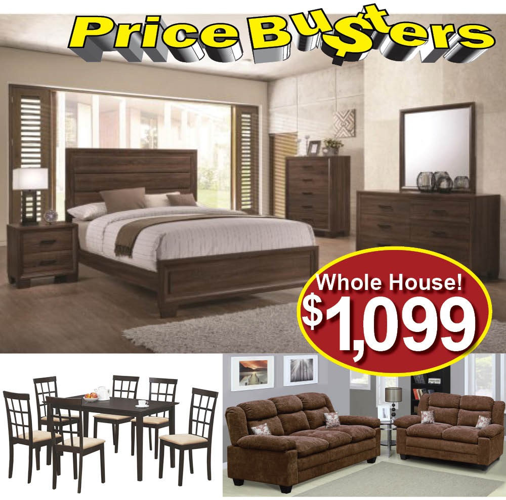 Superbe Maryland Furniture Package #70 | #70 | Dining Room Packages | Price Busters  Furniture