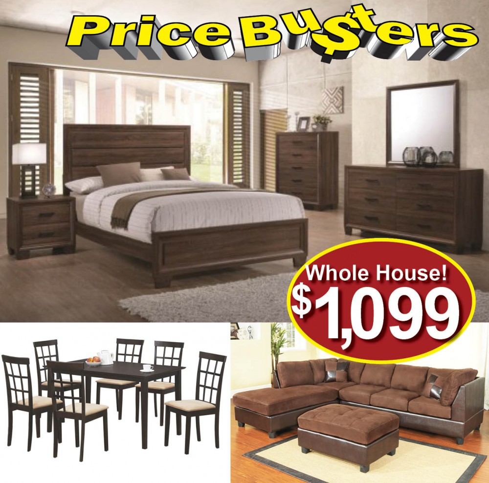 Ashley Furniture Warehouse Brandon: Maryland Furniture Package #70