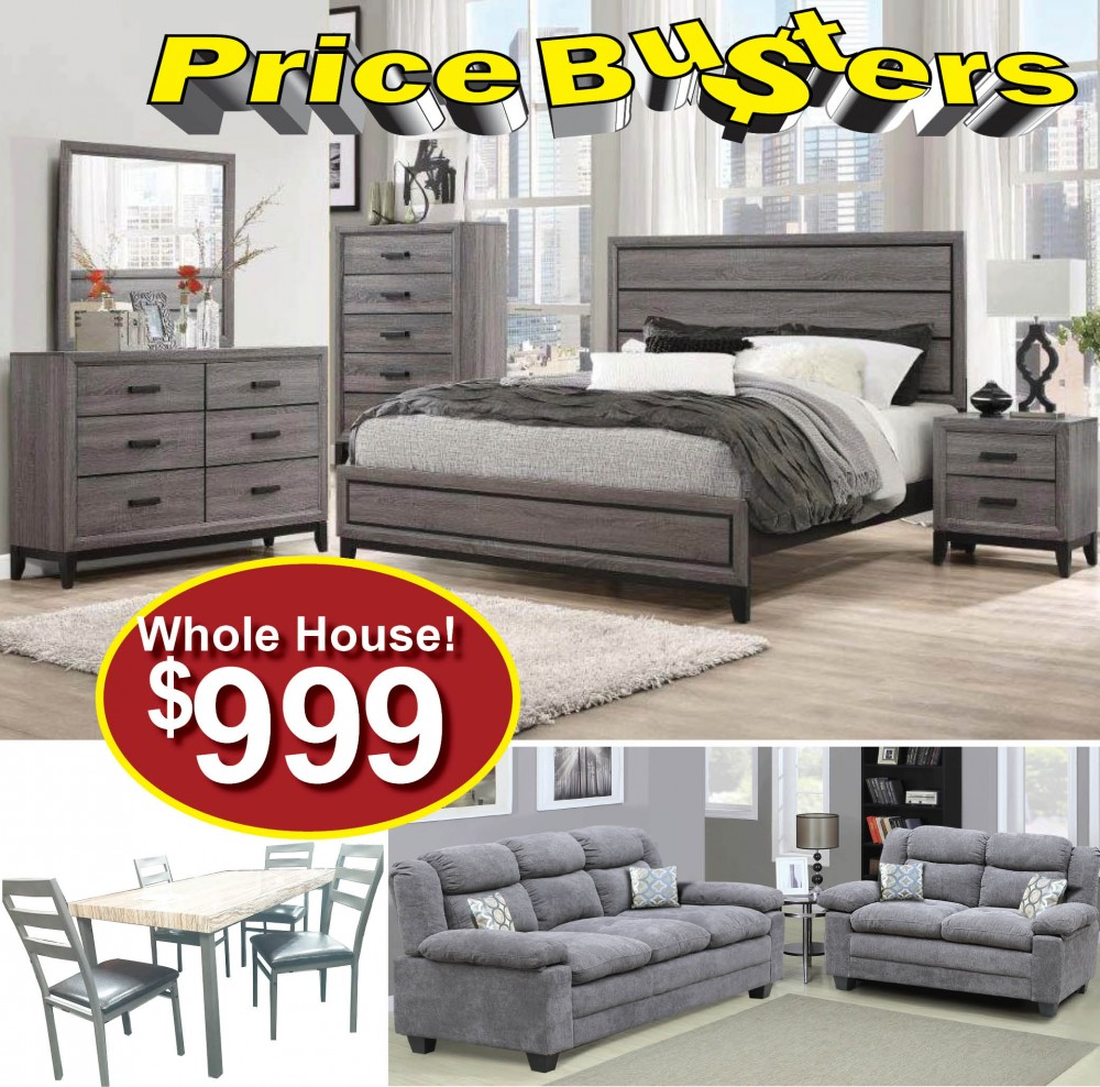 Furniture Stores With Prices: Maryland Furniture Store Package #71
